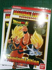 BANDAI 50TH Premium Carddass Premium Edition SUPER BROLY 6 Cards Endroll set