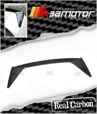 CARBON FIBER TRUNK LIP SPOILER WING for MITSUBISHI LANCER EVOLUTION EVO 7 8 & 9