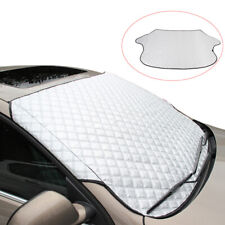 Winter Auto Car Windshield Snow Frost Cover Summer Sun Protector Shade 143*93cm