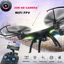 M39GW 2.4G 6-axis 4CH WiFi FPV Gyro RC Quadcopter with HD Camera Altitude Hold