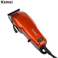 Puissance Kemei professionnel tondeuse cheveux électrique tondeuse Machine