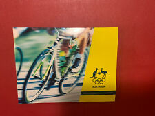 2016 $2 CYCLING Australian Olympic Games Team 5 coin set