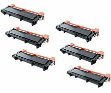 6-Pack/Pk TN660 TN630 High Yield Toner for Brother HL-L2300D L2320D L2340DW