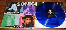 SONIC YOUTH ~ EXPERIMENTAL JET SET TRASH AND NO STAR ~ EU UK BLUE VINYL LP 1994