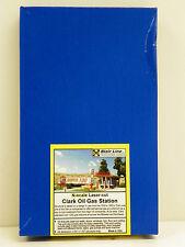 "BLAIR LINE N SCALE U/A ""CLARK GAS STATION"" CRAFTSMAN MODEL KIT #087"