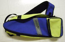 Body Glove/US Divers Snorkeling Set Yellow Fins and Snorkel Blue Mask