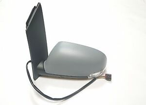 VW Touran 1T 03-2006 Passenger side  door mirror  electrically new primed colour
