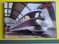 Catalogue MARKLIN Nouveautés 2004 F - HO + Z + 1 - Neuf 124 p