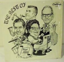 The best of the Moms and Dads Vinyl LP Very Good Condition