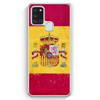 Spanien Grunge Espana Spain Hülle für Samsung Galaxy A21s Motiv Design Cover ...