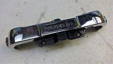 1983 Honda CB550SC CB 550SC Nighthawk H1258' front fork trim cover plate