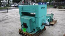 250 HP General Electric AC Electric Motor 1200 RPM Fr 509L WPIIBB 4000 V EOK