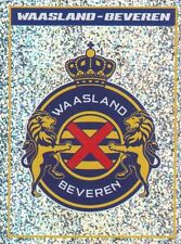 308 ECUSSON BADGE LOGO #  KV.WAASLAND-BEVEREN STICKER PRO LEAGUE 2017 PANINI