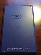 """Purple Back Cover for Amazon Kindle Fire HD 7"""" 4th Gen SQ46CW"""