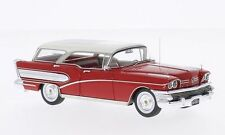 "Buick Century Caballero ""Red/White"" 1958 (Neo Scale 1:43 / 45001)"