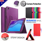 For Lenovo Tab M10 HD 10.1 TB-X306 Gen 2 Business Leather Folio Stand Case Cover