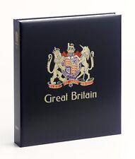 SG Davo Luxury Album Great Britain Groot-Brittannië II 1970-1989 Grossbritannien