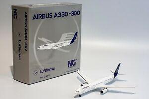 1:400 NG 62022 Lufthansa A330-300 D-AIKR <2019 new colors>