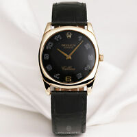 Rolex Cellini 4233 18k Yellow Gold