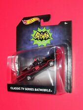 Hot Wheels Batman Classic Tv Series Batmobile adam west Dkl20
