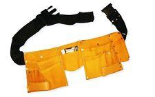 BEAST Werkzeuggürtel Leder Gürtel Werkzeugtasche Tasche Werkzeugkoffer
