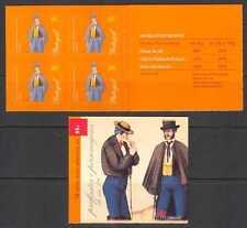 Portugal 1999 Coachman/Trades 10v s/a bklt (n21637)
