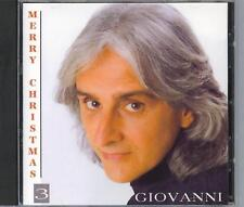 GIOVANNI - MERRY CHRISTMAS - DISC 3 - MINT CD