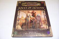 Races of Destiny - D&D 3.0/3.5 - d20 - Good Shape