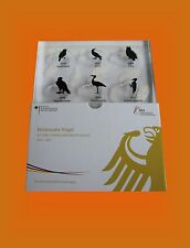Original Acryl-Box Schatulle für 20 EURO Goldmünze Nachtigall BRD 2016 - no coin