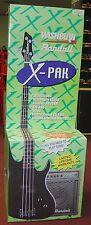 Washburn XB100BPAK Electric Bass Guitar Pack