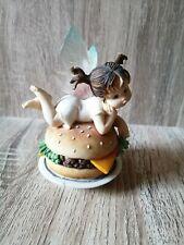 My Little Kitchen Fairies Cheeseburger Fairie By Enesco