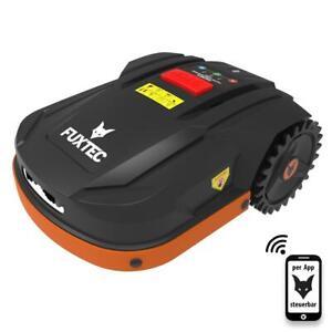 FUXTEC Mähroboter FX-RB022 Rasenroboter Robotermäher Mäher Rasenmäher