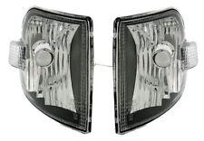 Klarglas BLINKER SCHWARZ für VW Bus T4 Multivan Caravelle ab 96