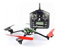 Drone radiocomandato 4 CH cgiroscopio 6 assi 2,4 GHZ telecamera video foto V636