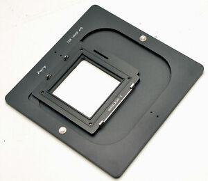 Photo Studio Accessory Rotate adapter Hasselblad V back For Linhof 4x5