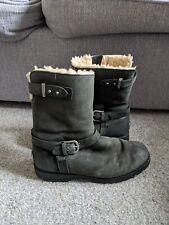 Ugg Biker boots 5.5