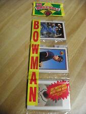 3 Packs-1989 Bowman Rack Packs Baseball Cards 38 Cards per Pack
