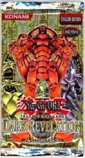 Yu-Gi-Oh! Dark Revelation Volume 3 Booster pack New & Sealed VHTF Mint!