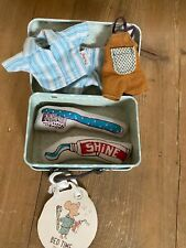 Maileg 2016 Micro Mice Bedtime Set Outfits in Suitcase BNWT Retired