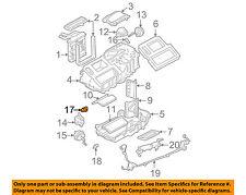 GM OEM Heater-Lever 52487574
