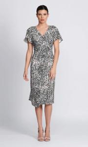 Leina Broughton (Leina & Fleur) NWT Darling Dress in Safari Size 8