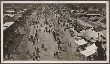 1920's CHINA GRAVURE PAGEANT OF PEKING DONALD MENNIE - ANTING MEN STREET