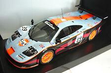 UT Models 39725 McLaren F1 GTR Le Mans 1997 #39 Bellm/Gilbert 1/18 NEU & in OVP