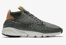 *ULTRA RARE* NIKE AIR FOOTSCAPE Woven Wool CHUKKA Men 12 nikelab premium NSW
