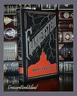 Frankenstein by Mary Shelley Brand New Leather Bound Collectible Deluxe Edition