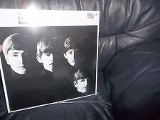 """THE BEATLES METAL """" WITH THE BEATLES """" ALBUM SLEEVE WALL SIGN - PLAQUE APPLE"""