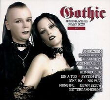 Gothic Compilation 25-CD-Trisomie 21, Heimataerde, mono Inc., assemblage 23