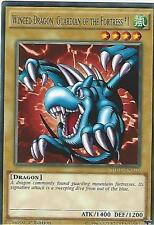 YU-GI-OH CARD: WINGED DRAGON, GUARDIAN OF THE FORTRESS #1 - YGLD-ENA10 - 1st ED