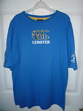 CANTERBURY LEINSTER RUGBY T-SHIRT BLUE AGE 12 (12-13) VERY GOOD CONDITION