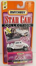 GREASE - GREASED LIGHTNING - 1997 Matchbox Star Car Series ~ SOFT CORNER